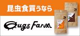 【BugsFarm】バグズファーム【昆虫食】