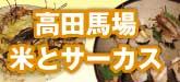 米とサーカス(高田馬場)